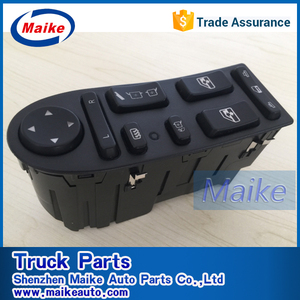 MAN TGA Power Window Lifter Switch 81258067045 81258067076 81258067098 81258067074