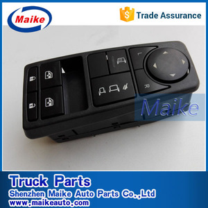 MAN TGS/TGX Window Switch 81258067093