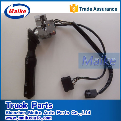 BENZ Truck Steering Column Switch  034054007 6735400145 6735400445 70481150 A6735400445 K1201681