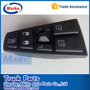 VOLVO Truck Power window switch 20752918 20455317 21354601 21543897 20452017