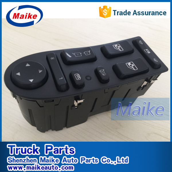 MAN TGA Power Window Lifter Switch 81258067076